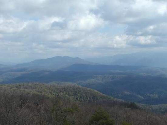 A View of the Smoky Mountains